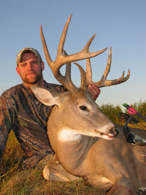 alberta whitetail hunting